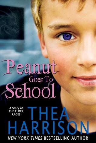 Peanut Goes to School (Elder Races #6.7) by Thea Harrison