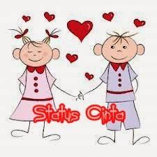 Status Cinta Romantis dan Keren