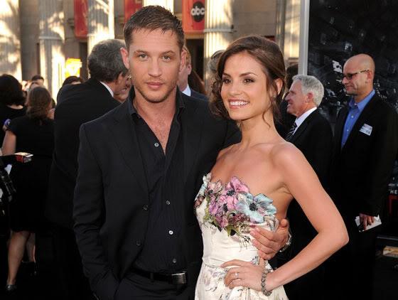 Celebrity oh Celebrities: Tom Hardy Girlfriend Charlotte Riley 2012Tom Hardy Girlfriend 2014