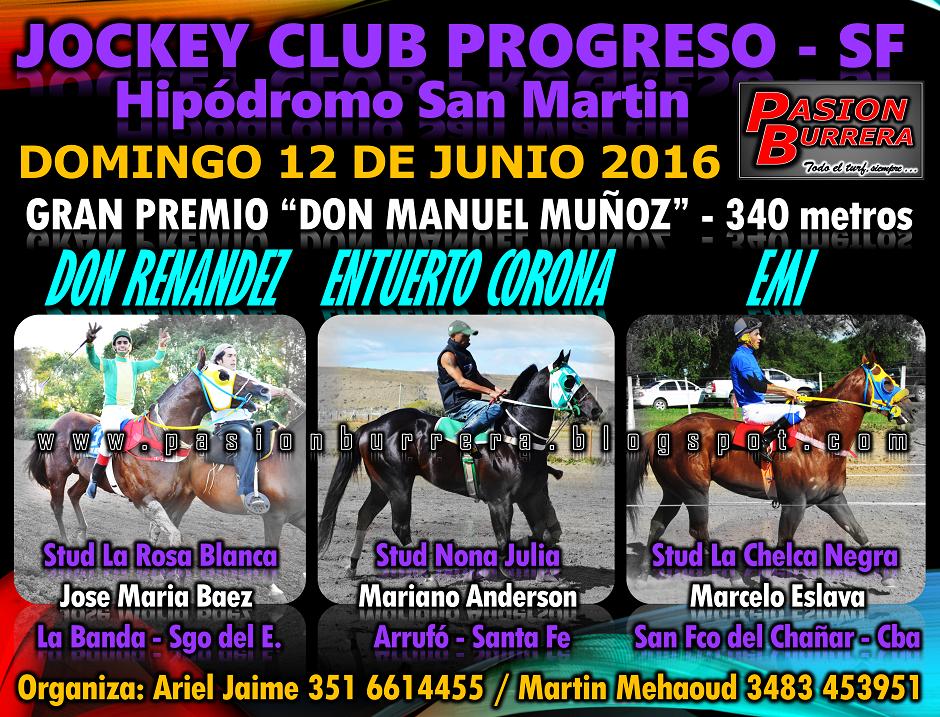 PROGRESO - 12 DE JUNIO