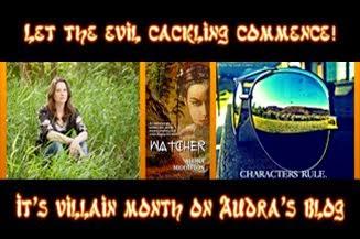 October is Villian Month