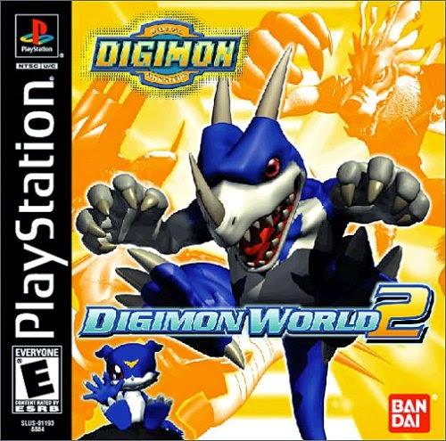Digimon World 2 | El-Mifka