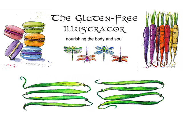 The Gluten Free Illustrator