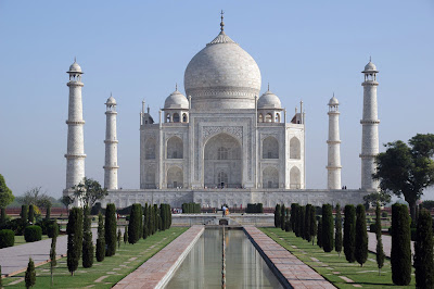 Crown of Palaces - Taj Mahal