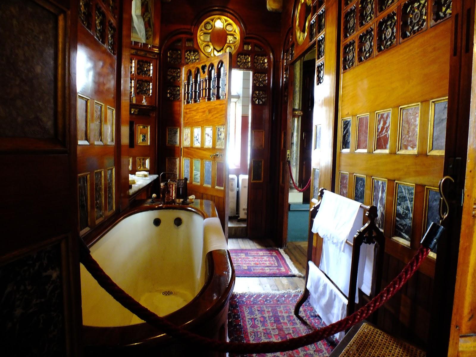królewska łazienka