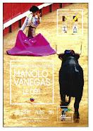 Manolo Vanegas, despedida de novillero con encerrona en Alès, 28/05.
