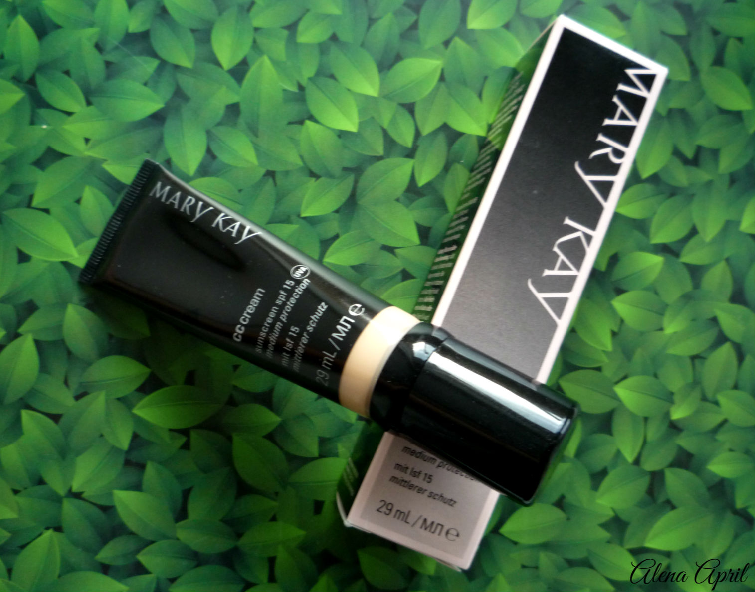 CC крем с SPF 15 от Mary Kay, Very Light, отзывы