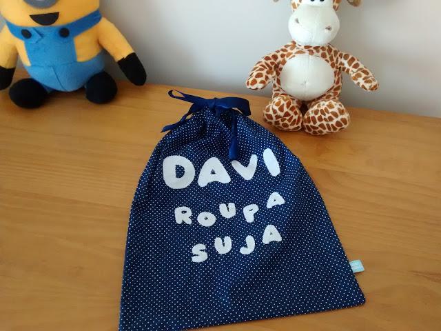 Kit Saquinhos para Maternidade | @ateliemadrica