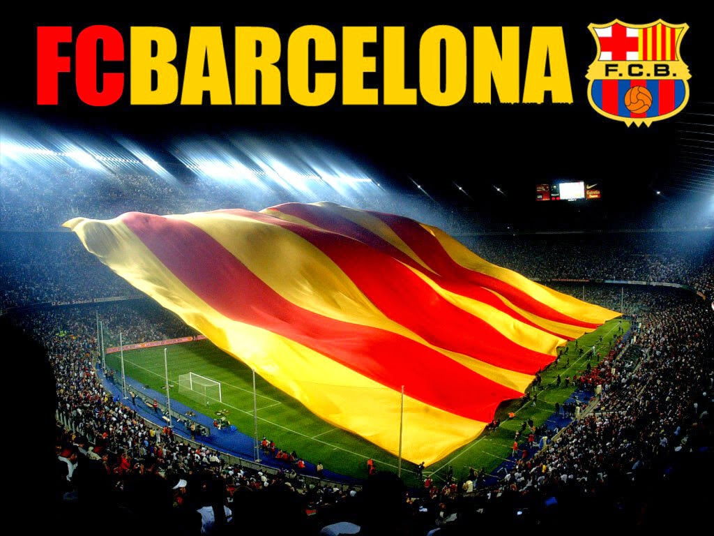 The Fresh Wallpaper Barcelona Club Wallpapper