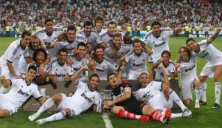 Real Madrid adalah klub  yang sangat royal
