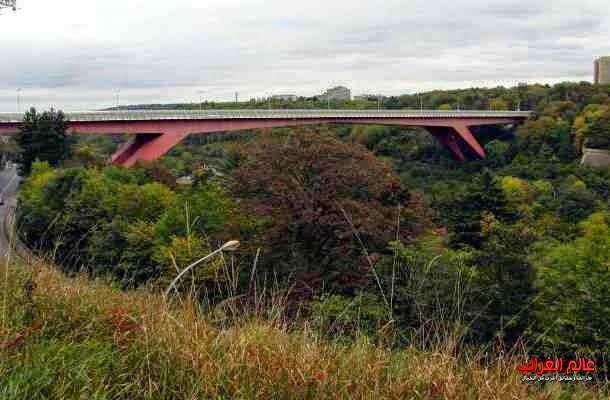 جسر الدوقة شارلوت الكبرى
