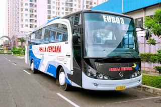 Sejarah Bus PO Pahala Kencana