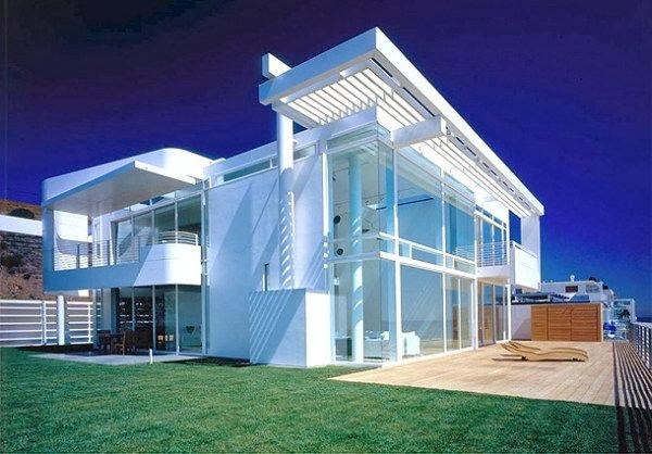 Modern Luxury beach house