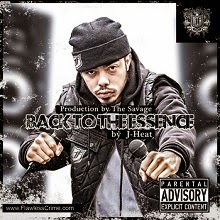 The Savage and J-Heat - The Essence (Review)
