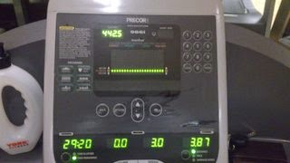 Treadmill Race Pace