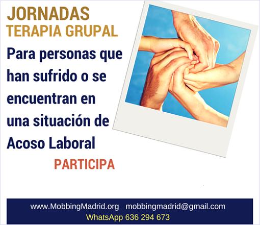 Jornadas Terapia Grupal