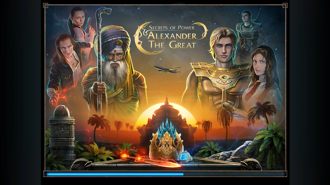 Secrets of power alexander the great ce