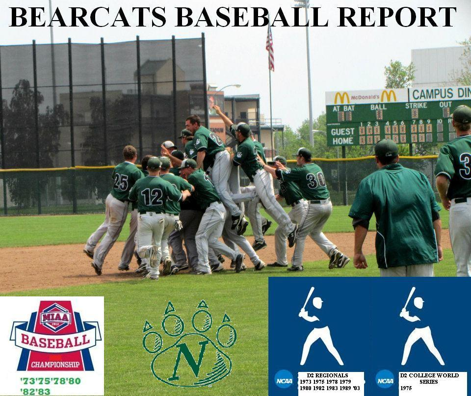 Northwest Missouri State Bearcats Baseball Report