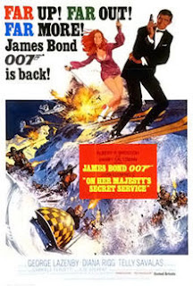 Sinopsis Film On Her Majesty's Secret Service (1969)