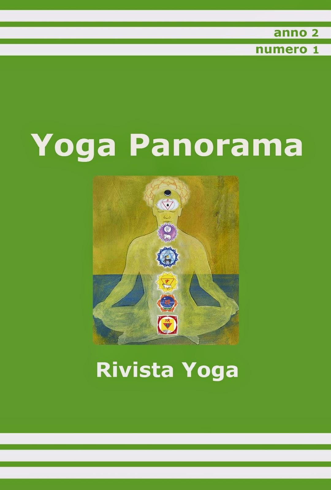 Yoga Panorama Rivista di Yoga del Centro Hara