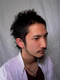 Short Asian Hairstyle Trends - 2012 Haircut Hairstyle Ideas for Men
