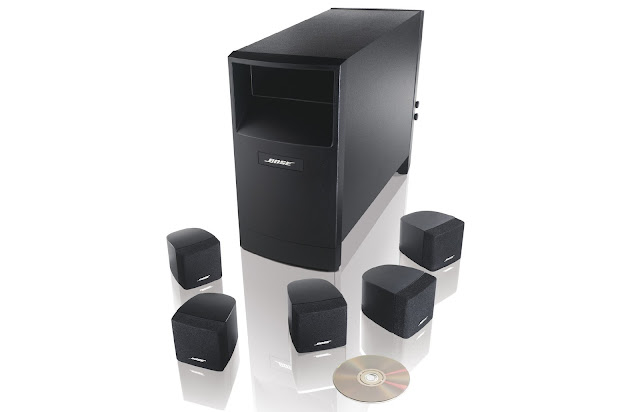 Bose Home Theatre Speakers