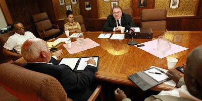 NAACP Leaders Meet With KKK Leaders in Casper, Wyoming