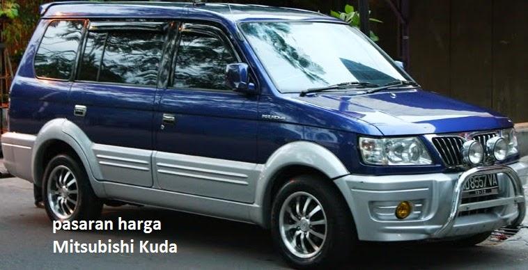 Daftar Harga Mitsubishi Kuda Bekas