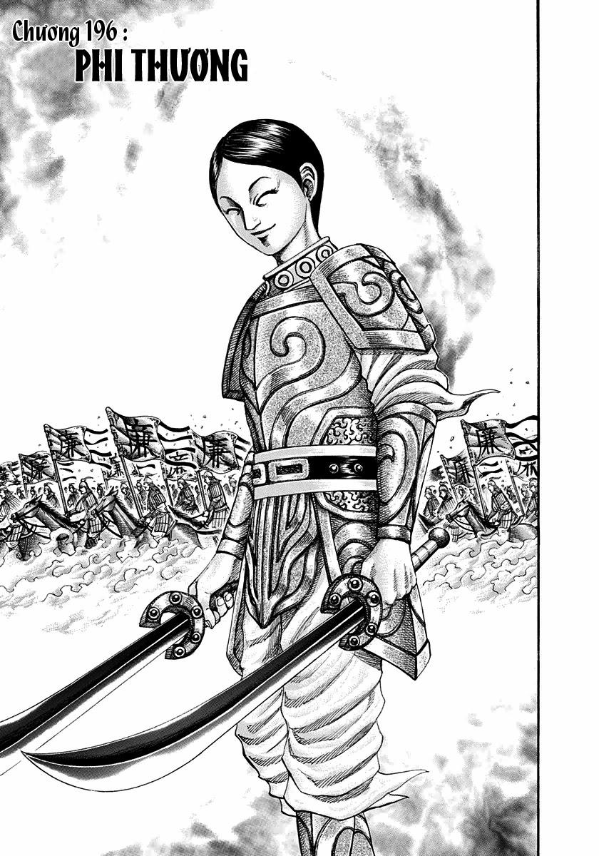 Kingdom – Vương Giả Thiên Hạ (Tổng Hợp) chap 196 page 7 - IZTruyenTranh.com