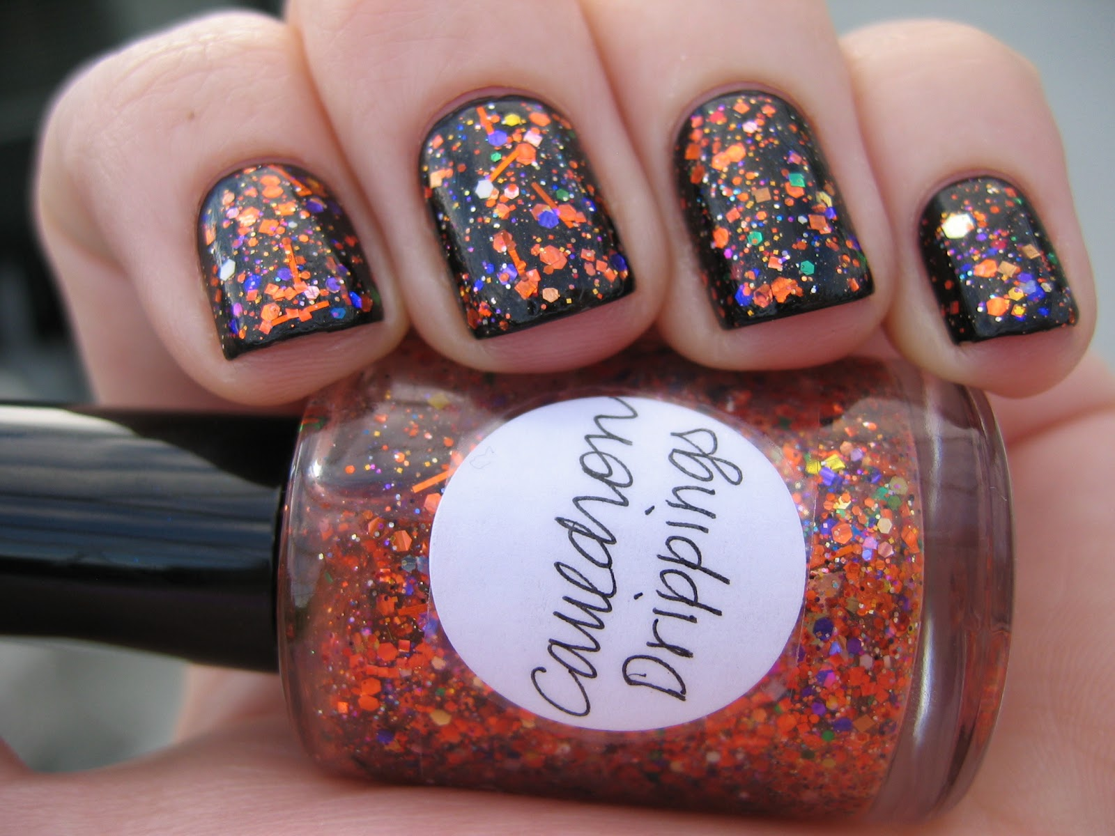 DizzyNails: Halloween High