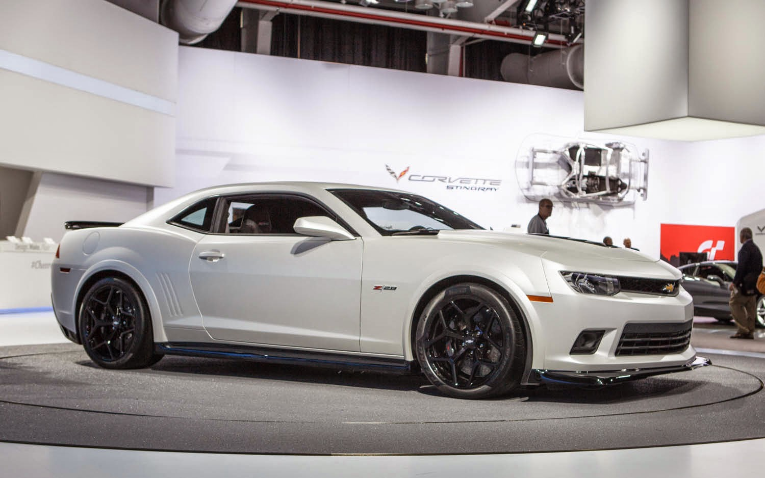 2014 Chevrolet Camaro Z28 New Interior And Exterior New Hd Wallpaper