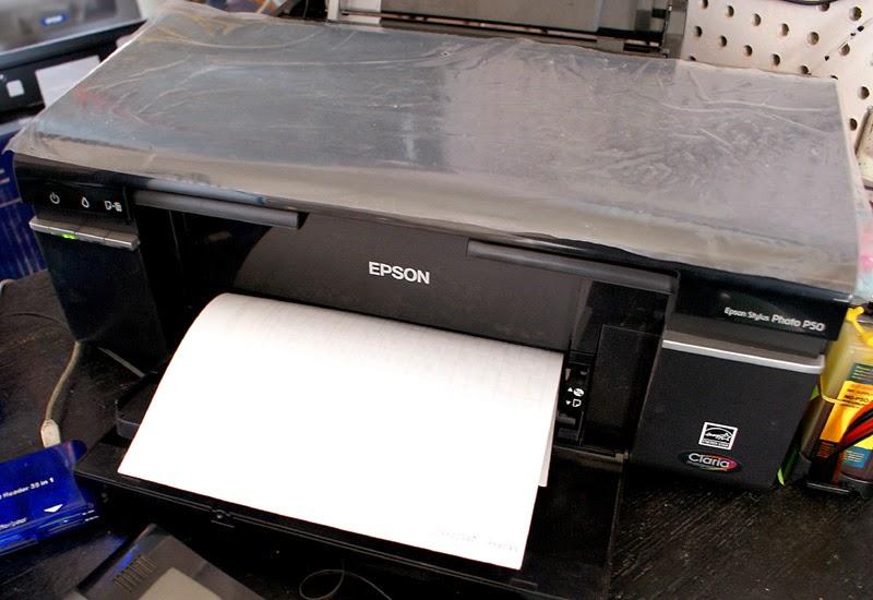 Ремонт принтера на дому своими 99