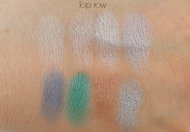 Top row swatches