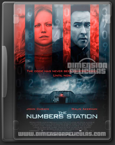 The Numbers Station (DVDRip Ingles Subtitulada) (2012)