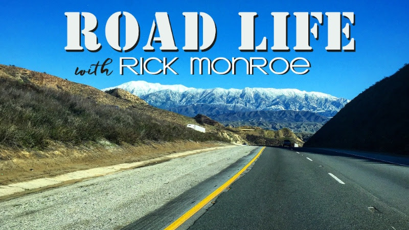 "LISTEN TO ""ROAD LIFE"" WITH RICK MONROE"