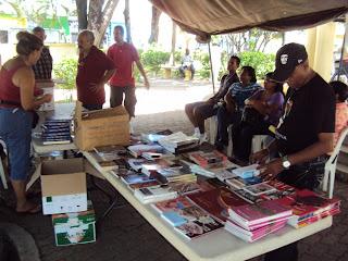 Concluye con éxito la   VI Feria Itinerante del Libro Cubano.