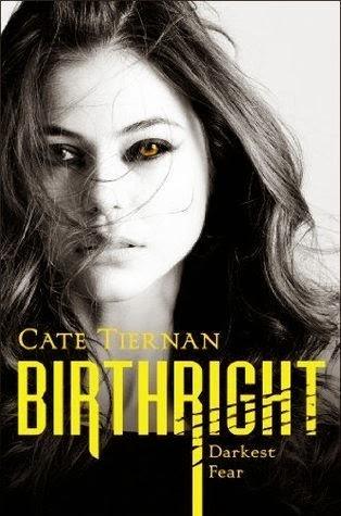 book cover of Darkest Fear by Cate Tiernan