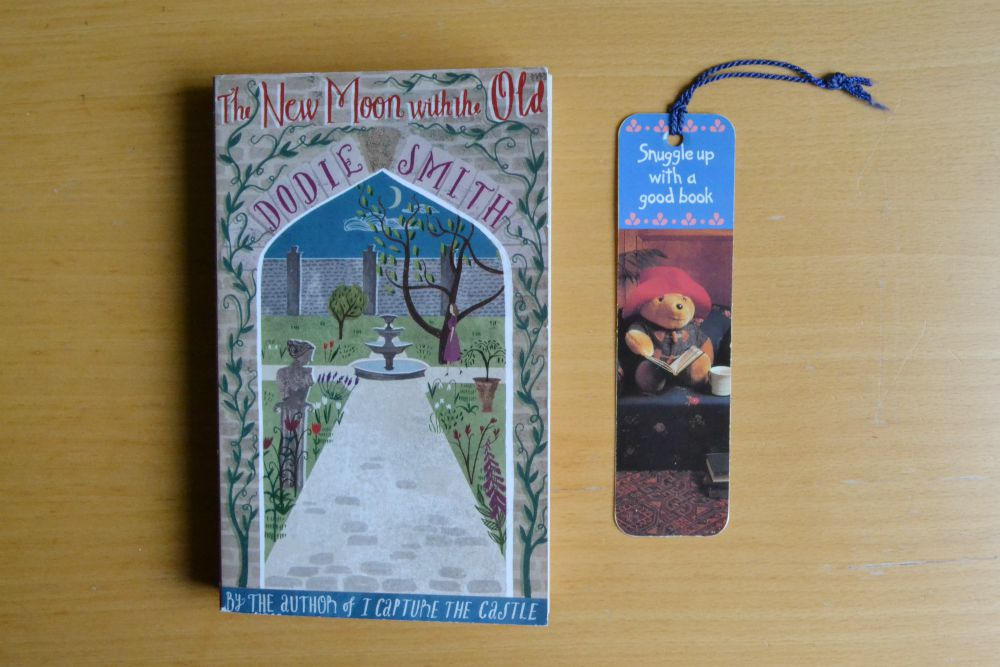 the new moon with the old dodie smith book paperback paddington bear bookmark