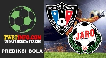 Prediksi Inter Turku vs Jaro