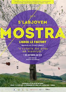 5ª MOSTRA LABJOVEM | LISBOA | Lx Factory | StudioTeamBox