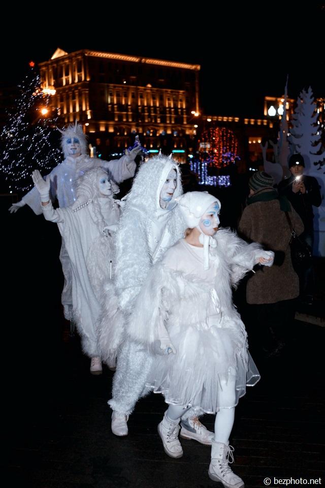 дни уличных театров в москве