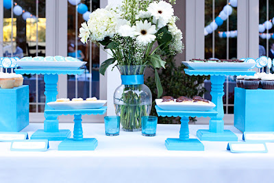 cake+stand+ +turq Beautiful Cake Stands