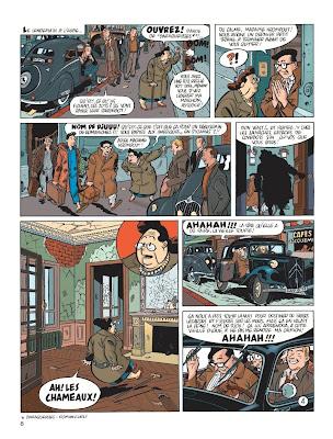 Gringos Locos: Franquin, Morris y Jijé en America, por Yann y Schwartz (PREVIEW Y COMENTARIOS) Adelantos%2Bgringos%2B02