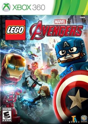 LEGO Marvel's Avengers Xbox 360 Región Free Español [2016] [MG+]
