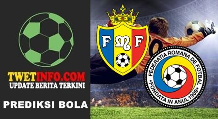 Prediksi Moldova U19 vs Romania U19
