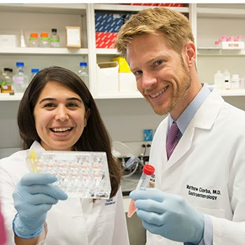 Kelli L. VanDussen and Matthew A. Ciorba stem cell researchers