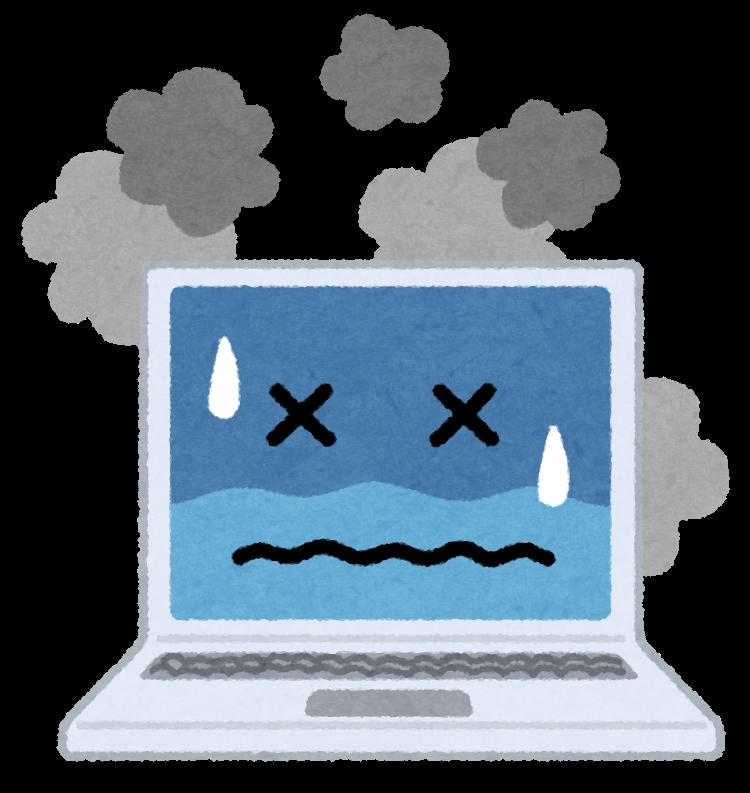 ノートパソコンのファンがうるさい時の原因や対策|熱い/急に/掃除