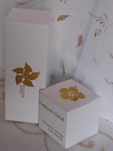 ตัวอย่างกล่องปั๊มทอง