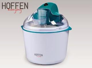 Urządzenie do domowych lodów Hoffen z Biedronki