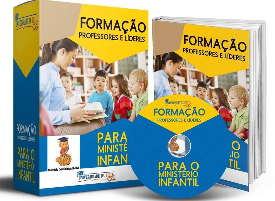 MCI - BRASIL / CURSO DE FORMAÇÃO PARA PROFESSORES E LÍDERES DE CRIANÇAS